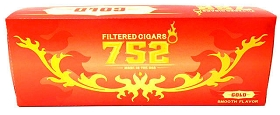 752 Filtered Cigars RED (Full Flavor)