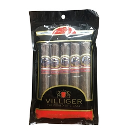 Villiger La Capitana - 5 ct Cigar pack in a portable humidor