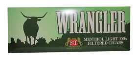 Wrangler Filtered Cigars Menthol Silver (Light)