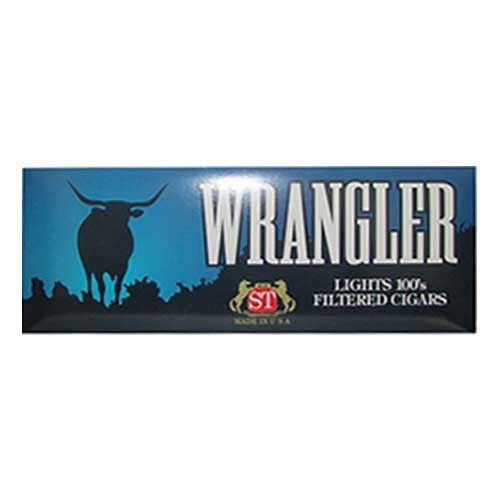 Wrangler Filtered Cigars Blue (Light)