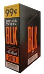 Swisher Sweets Tip BLK Smooth Cigarillos Foil Pre-Priced