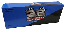 38 Special Filtered Cigars Light