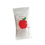Apple Ziplock Mini Bags 1010