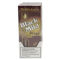 Black & Mild Wine Cigars Pack