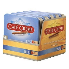 Cafe Creme Cigarillos Blue