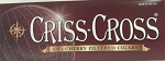 Criss Cross Filtered Cigars Cherry