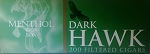Dark Hawk Filtered Cigars Menthol