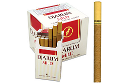 Djarum Filtered Clove Cigars Select