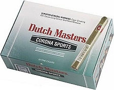 Dutch Masters Corona Sports Cigars Box