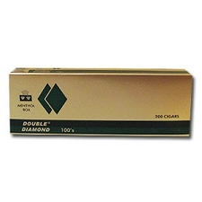 Double Diamond Filtered Cigars Menthol 100's