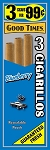 Good Times Cigarillos Blueberry Pouch 15/3 Pre-Priced