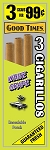 Good Times Cigarillos White Grape Pouch 15/3 Pre-Priced