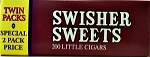 Swisher Sweets Little Cigars Regular Twin Pack