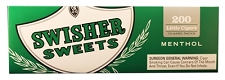 Swisher Sweets Little Cigars Menthol King
