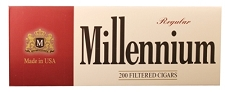 Millennium Filtered Cigars Regular