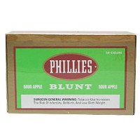 Phillies Blunt Cigars Sour Apple Box