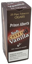Prince Albert Cigars Cherry Vanilla Box