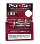 Prime Time Little Cigars Cherry 50Ct Box