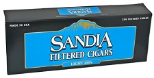 Sandia Filtered Cigars Light