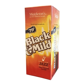 Black & Mild Jazz Cigars Box