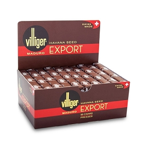 Villiger Export Maduro - 5 x 10 Packs