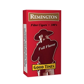 Remington Filtered Cigars Full Flavor