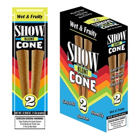 Show Blunt Cone Cigar Wet & Fruity