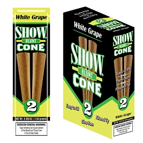 Show Blunt Cone Cigar White Grape