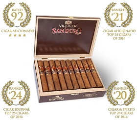 Villiger San'Doro Colorado Robusto 20 Ct