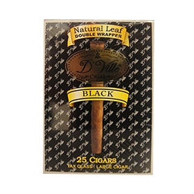 Blunt Ville Cigars Black