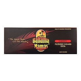 Bahama Mamas Filtered Cigars Cherry
