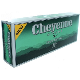 Cheyenne Filtered Cigars Sweet Mint