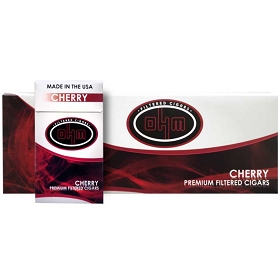OHM Filtered Cigars Cherry