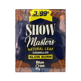 Show Master 3x99 Pack - Blue Goo