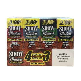 Show Master 3x99 Pack - BUNDLE 4