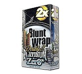 Double Platinum Blunt Wraps Zero 2X
