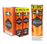 White Owl Cigarillos Foil Fresh Honey Bourbon Pre-Priced