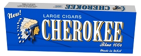 Cherokee Filtered Cigar Blue (Mellow)