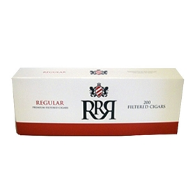 R&R Premium Filtered Cigas Full Flavor 100's