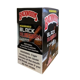 Backwoods Black Russian 5 Pack