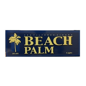 Beach Palm Filtered Cigars Light
