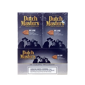 Dutch Masters Cigarillos De Luxe Foil 60 Ct
