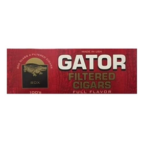 Gator Filtered Cigars Full Flavor