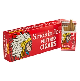 Smokin Joes Filtered Cigars Original