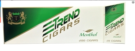 Trend  Filtered Cigars Green (Menthol)