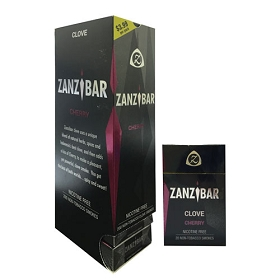 Zanzibar Herbal Clove Smokes - Cherry (Non-Nicotine)