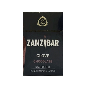 Zanzibar Filtered Clove Cigars - Chocolate (Single Pack)