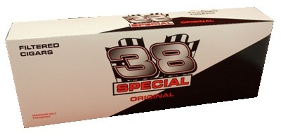 38 Special Filtered Cigars Original