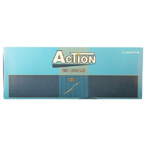 Action Filtered Cigars Light