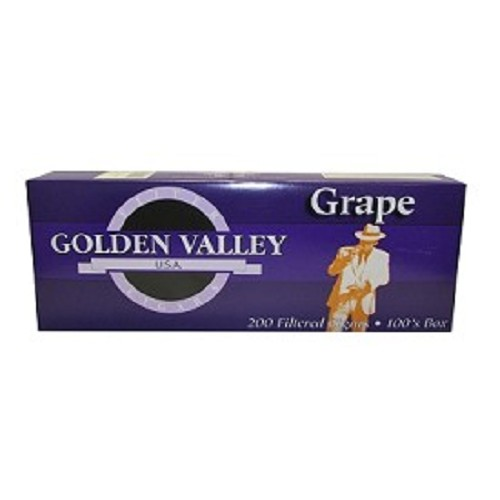 Golden Valley Filtered Cigars Grape
